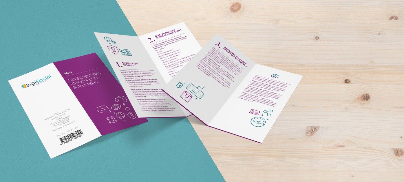 dbd2e2c6079 Livret RGPD à distribuer aux salariés   les 5 questions essentielles sur le  RGPD