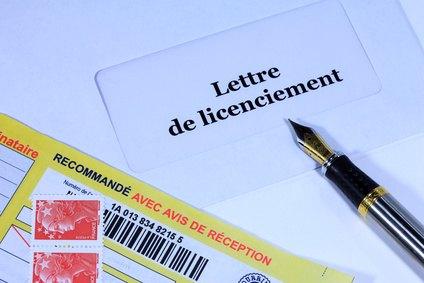 Les 6 Modeles Lettres De Licenciement Sont Proposes Au Jo Du 30