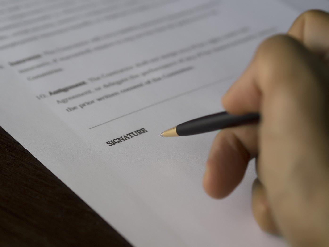 Lettre Demission Suivi Conjoint Gratuite Legisocial