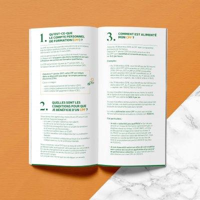 Livret CPF Pages 2-3