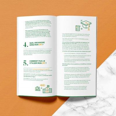 Livret CPF Pages 4-5